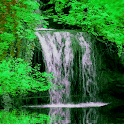 Wild Waterfall Live Wallpaper icon