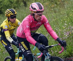 Roze trui Roglic en nog enkele grote namen komen al snel ten val in zesde etappe