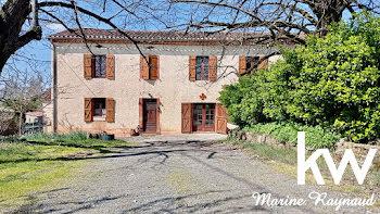 maison à Fréjairolles (81)