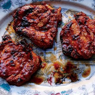 Gochujang Pork Shoulder Steaks recipe | Epicurious.com.
