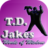 T.D. Jakes Words of Wisdom icon