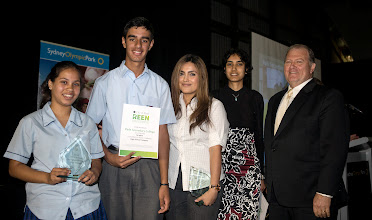 Photo: 2014 Youth Eco Summit at Newington Armory on 22 October 2014/Photographs by Rick stevens/20141022