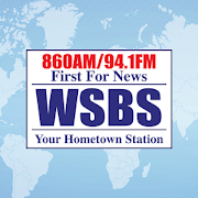 WSBS 860AM - 94.1FM - Berkshire News/Talk Radio
