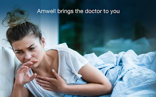 Amwell: Doctor Visits 24/7- screenshot thumbnail