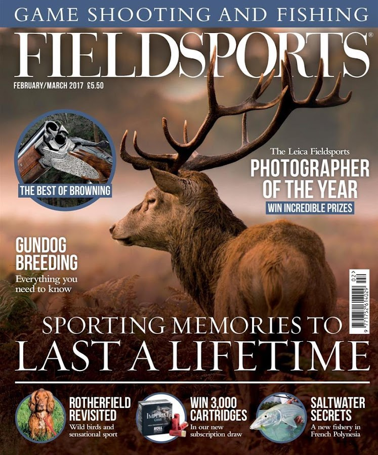 Fieldsports- screenshot