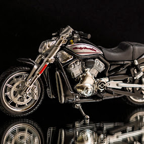 Toy Harley by Greg Bennett - Artistic Objects Toys (  )