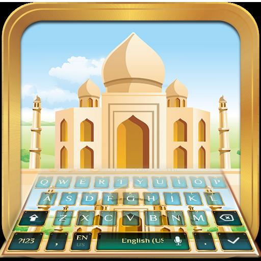 Taj Mahal keyboard Theme