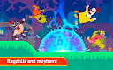 screenshot of Bowmasters