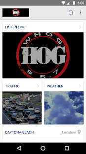 WHOG 95.7FM - The Hog- screenshot thumbnail