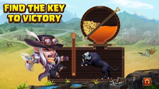 Heroes Charge HD (Unlimited Money) 1