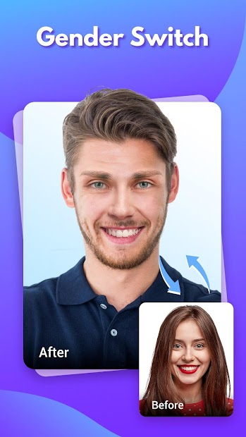 HiddenMe -Face Aging App, Baby Maker, Old Face on Google