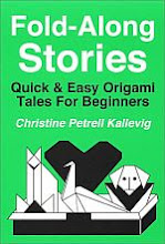 Photo: Fold-Along Stories : Quick & Easy Origami Tales For Beginners Kallevig, Christine Petrell Storytime Ink Intl 2001 Paperback 80 pp ISBN 0962876992