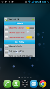 Chore Checklist- screenshot thumbnail