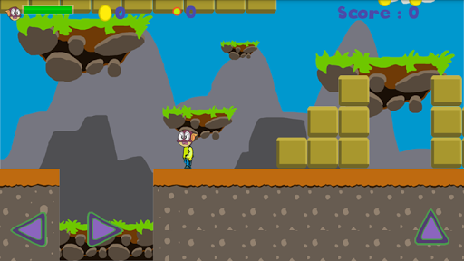 The Boy Coming From the Sky Games (apk) free download for Android/PC/Windows screenshot