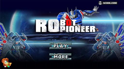 Toy Robot War:Robot Pioneer