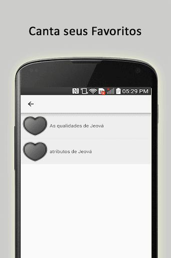 Cante de Corau00e7u00e3o para Jeovu00e1 5.0 screenshots 6