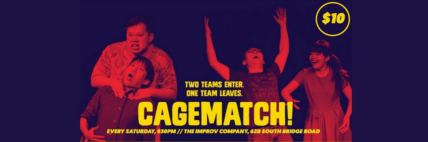 Cagematch #10 Weekly Improv Battle