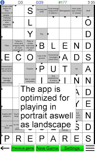 Arrow Crossword screenshots 20