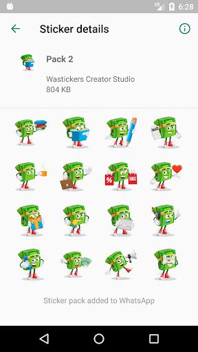 Money Stickers for WhatsApp - WAStickerapps cheat hacks