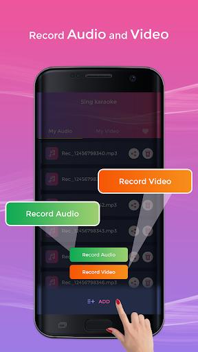 Make Me Singer - Record and Sing Karaoke 2018 by Dev