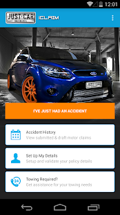 Just Car Insurance iClaim- screenshot thumbnail