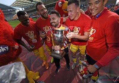 KV Mechelen moet vier spelers missen met het oog op de Supercup