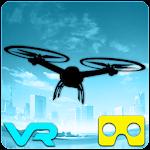 Smart Drone VR Icon
