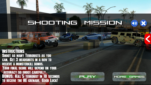 Shooting Mission