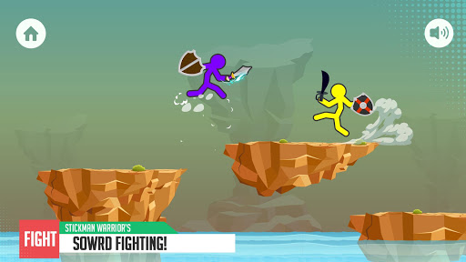 Supreme Stickman Battle Fight Warriors 2020 1.0 screenshots 9