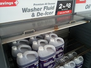 Photo: It is time to get the car ready for winter, we already had frost this week, great savings too!