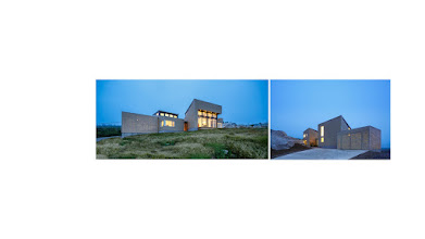 Photo: Float - private residence Purcell's Cove, Nova Scotia with Omar Gandhi Architect