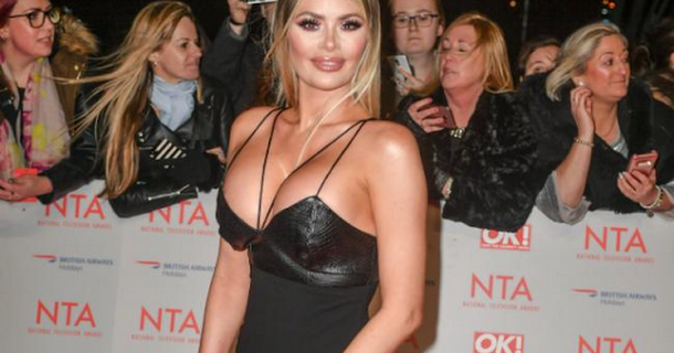 Chloe Sims' pain in the butt