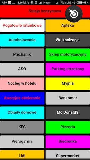 Niezbu0119dnik kierowcy - asystent 2.8 screenshots 7