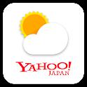 Yahoo!天気 - 雨雲の接近や台風の進路がわかる気象レーダー搭載の天気予報アプリ icon