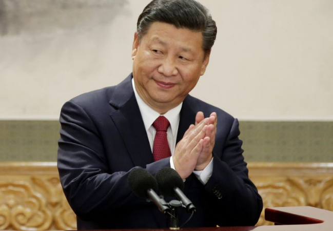 Xi Jinping. Picture: REUTERS