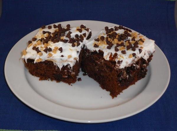 Caramel Fudge Chocolate Cake Recipe