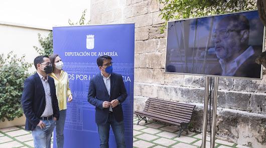 Diputación promociona a escritores almerienses con 'Almería con buena letra'
