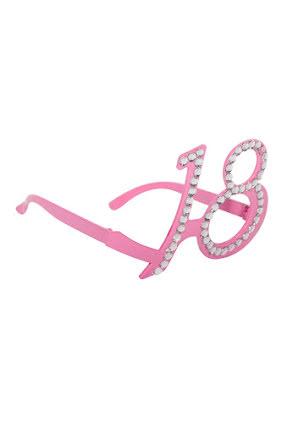 Glasögon 18, rosa