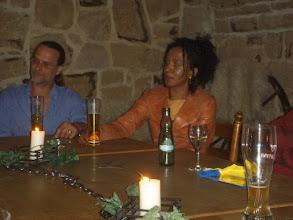 Photo: 2007 Uwe Schmidt und Ehefrau