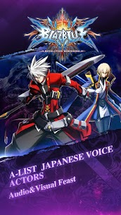 BlazBlue RR – Real Action Game 2