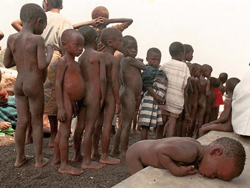 niños Ruanda child Rwanda