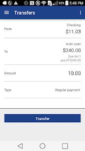 Kirtland FCU Mobile Banking screenshot 2