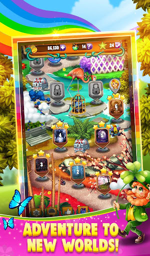 Match 3 - Rainbow Riches apklade screenshots 2