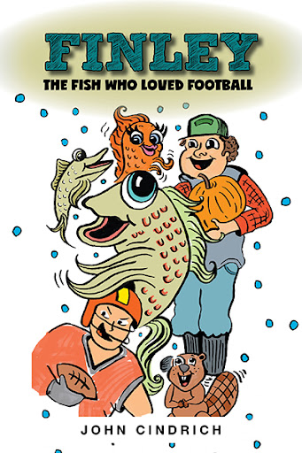 Finley the Fish Who Loved Football