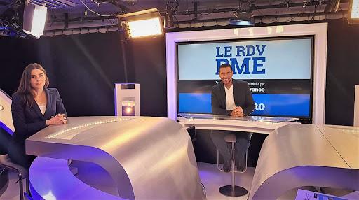 Interview Serena TACHEAU Fondatrice de Usecom - Le RDV PME - Figaro