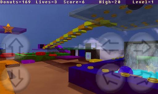 Donut Man 3D Alpha  screenshots 2