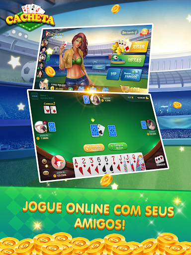 Cacheta - Pife - Pif Paf - ZingPlay Jogo online filehippodl screenshot 6