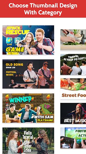 Thumbnail Maker 2020 1.0.8 screenshots 1
