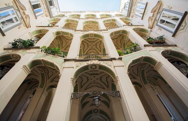 Palazzo dello Spagnuolo di Francesco Di Maio