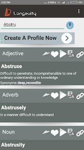 English To Marathi dictionary translation - náhled